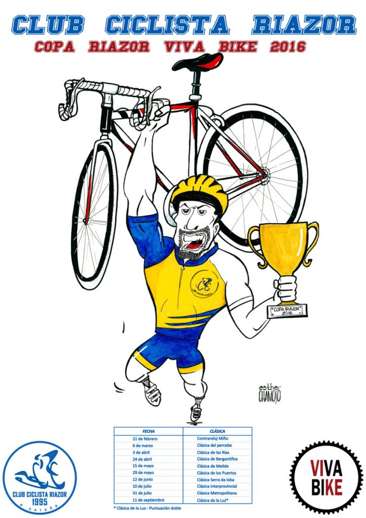 Copa Riazor Viva Bike