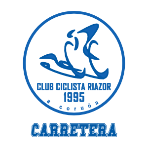 Logo carretera CC Riazor