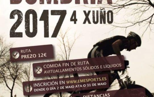 VII RUTA BTT DUMBRÍA 2017